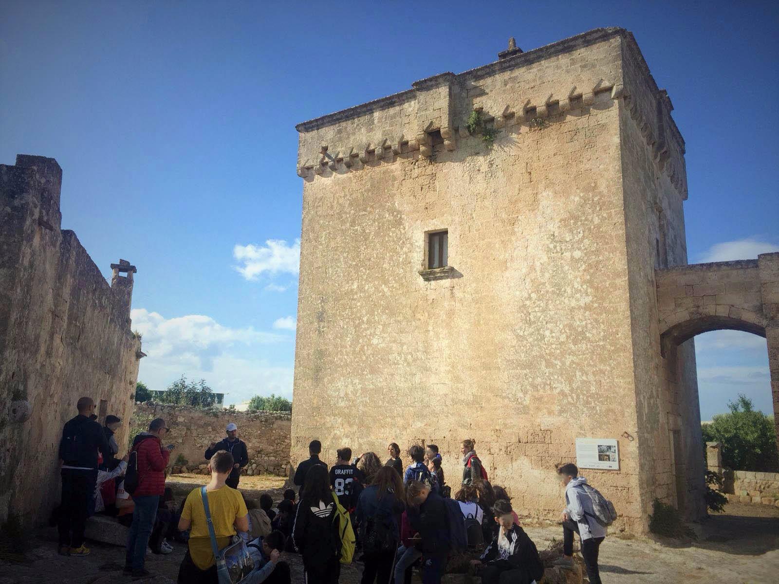 Torre Masseria Spina piccola
